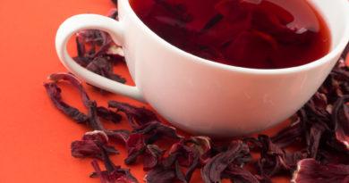Conhece o Chá de Hibisco? Benefícios, Para o Que é Indicado, Como Fazer e Como Tomar.