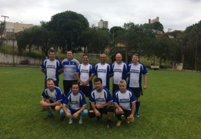 Copa Otávio Catucci de futebol suíço Seniores 2018, Começou!