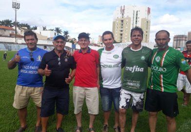 Copa João Doceiro de Futebol Seniors  Teve seis jogos