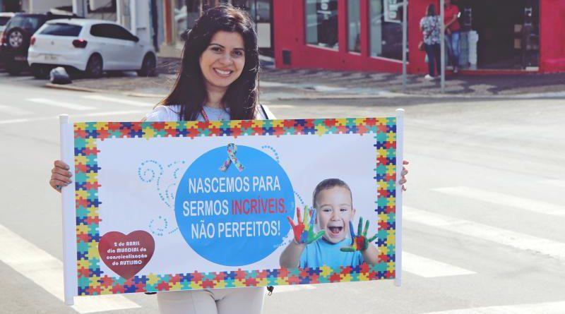 Dia Mundial da Conscientização do Autismo é comemorado com ações em Cornélio Procópio
