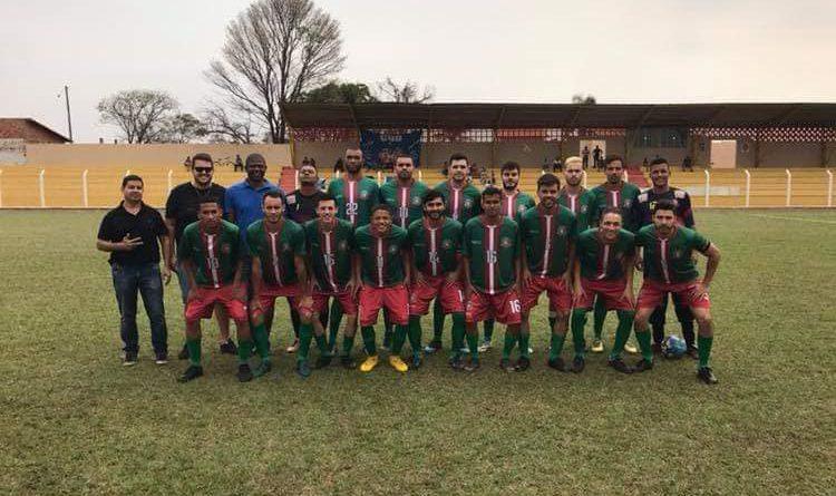 Começou neste domingo 18.8.2019 a 3° Copa Gulé de Futebol Amador Regional 2019