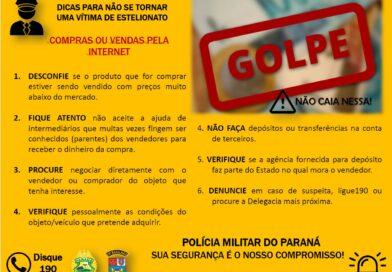 Ocorrências da Policia Militar de Cornélio Procópio e de nossa Região dos dias 06-07 Abril 2020