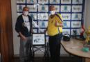 Instituto Plural fez doação  de uma cadeira de Rodas a Fecop