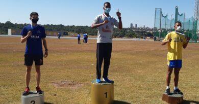 Atletas procopenses brilham em competições oficiais de atletismo em Cascavel