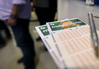 Mega-Sena, concurso 2.393: ninguém acerta as seis dezenas e prêmio vai a R$ 12 milhões