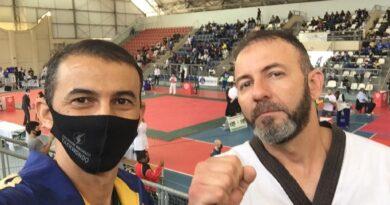 Atleta procopense é tetracampeão paranaense de taekwondo